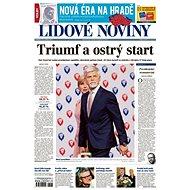 Lidové noviny - Electronic Newspaper