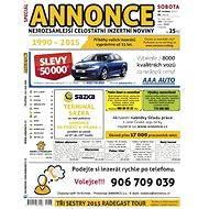 ANNONCE - Elektronický časopis