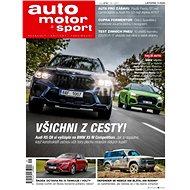 Auto motor a sport - dále vychází jako Automobil revue - Elektronický časopis