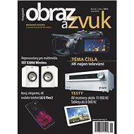 Obraz a zvuk - Magazín - 01/2015 - Elektronický časopis