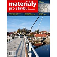 Materiály pro stavbu - přestali nahrávat - Elektronický časopis