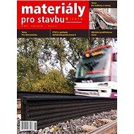 Materiály pro stavbu - 8/2019 - Elektronický časopis