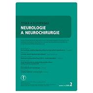 Česká a slovenská neurologie a neurochirurgie - Digital Magazine