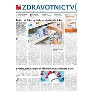 Ze zdravotnictví + PROFI Medicína - Electronic Newspaper