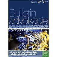 Bulletin advokacie - 3/2015 - Elektronický časopis