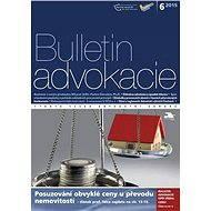 Bulletin advokacie - 6/2015 - Elektronický časopis
