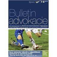Bulletin advokacie - 7-8/2015 - Elektronický časopis