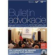 Bulletin advokacie - 10/2015 - Elektronický časopis