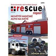RESCUE report  - 4/2018 - Elektronický časopis