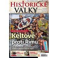 Historické války - vydávání titulu bylo ukončeno - Elektronický časopis