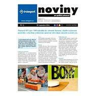 Integart CZ (Noviny pre grafický priemysel, 9/2016) - Příloha