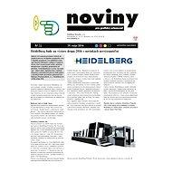 Heidelberg_speciální příloha (Noviny pre grafický priemysel, 5/2016) - Příloha