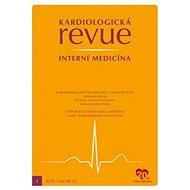 Kardiologická revue - Interní medicína - Digital Magazine