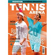 Tennis Arena - Digital Magazine