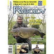 Sportovní RYBOLOV - Rybolov 1/2013, únor - březen - Elektronický časopis