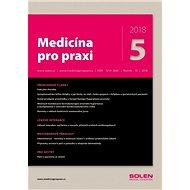 Medicína pro praxi - 5/2018 - Elektronický časopis