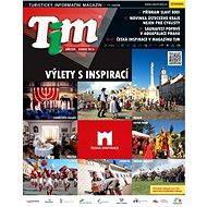 Turistický informační magazín TIM - 3+4/2016 - Elektronický časopis