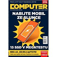 Elektronický časopis Computer - Elektronický časopis