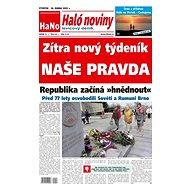 Haló noviny - Elektronické noviny
