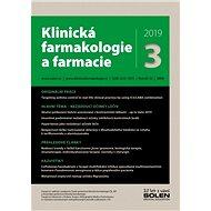 Klinická farmakologie a farmacie - Bohužel vydávání titulu bylo ukončeno. - Elektronický časopis