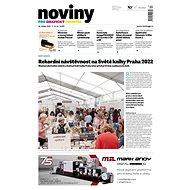 Noviny pro grafický průmysl - Elektronické noviny
