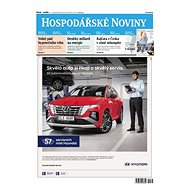 Hospodářské noviny - Electronic Newspaper