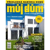 Můj dům - Elektronický časopis