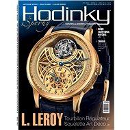 HODINKY ŠPERKY magazín  - Elektronický časopis