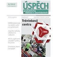 Úspěch - Produktivita a inovace v souvislostech - 4/2012  - Elektronický časopis