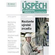 Úspěch - Produktivita a inovace v souvislostech - 2/2012 - Elektronický časopis