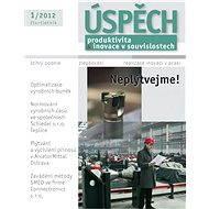 Úspěch - Produktivita a inovace v souvislostech - 1/2012 - Elektronický časopis