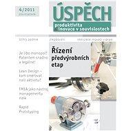 Úspěch - Produktivita a inovace v souvislostech - 4/2011 - Elektronický časopis