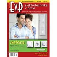 Elektrotechnika v praxi - 1-2/2015 - Elektronický časopis