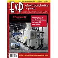 Elektrotechnika v praxi - 7-8/2015 - Elektronický časopis