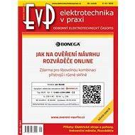 Elektrotechnika v praxi - 9-10/2016 - Elektronický časopis