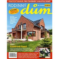 Rodinný dům - Digital Magazine