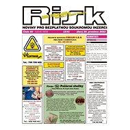 Risk, inzertní noviny - Elektronické noviny