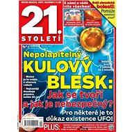 21. století - Roční předplatné + čtvrtletní zdarma - Digitální předplatné
