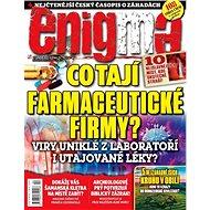 Enigma - Roční předplatné + čtvrtletní zdarma - Digitální předplatné