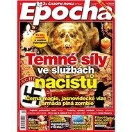 Epocha - Roční předplatné + čtvrtletní zdarma - Digitální předplatné
