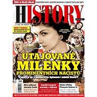History - Roční předplatné + čtvrtletní zdarma - Digitální předplatné