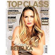 Top Class - Roční předplatné + čtvrtletní zdarma - Digitální předplatné