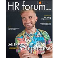 HR forum - 7-8/2018 - Elektronický časopis