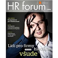 HR forum - 05/2018 - Elektronický časopis