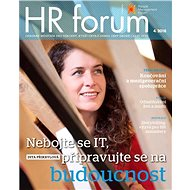 HR forum - 04/2018 - Elektronický časopis