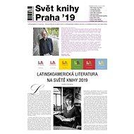 Svět knihy (Literární noviny, 5/2019) - Příloha
