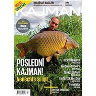 Kajman - vydávání titulu bylo ukončeno - Elektronický časopis