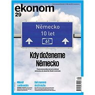 Ekonom - Měsíční předplatné - Digitální předplatné