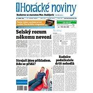 Horácké noviny - Elektronické noviny