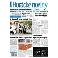 Horácké noviny - Electronic Newspaper